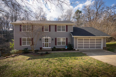Hixson Single Family Home For Sale: 6746 Big Ridge Rd