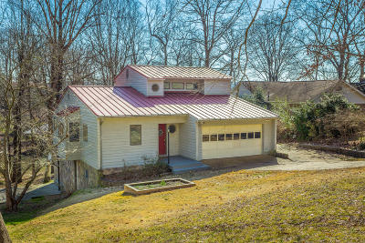 Soddy Daisy Single Family Home For Sale: 1804 Rivergate Ter