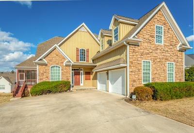 Ringgold Single Family Home Contingent: 31 Canyon Tr