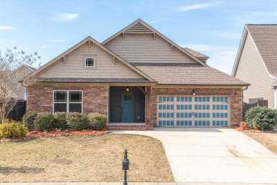 Hixson Single Family Home Contingent: 5567 Bungalow Cir