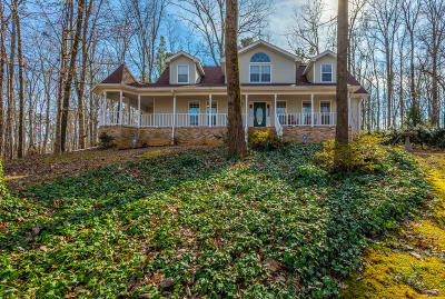 Ringgold Single Family Home For Sale: 233 Rolling Hills Dr