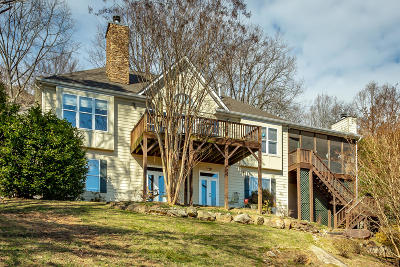 Signal Mountain Single Family Home Contingent: 1303 Sunset Dr