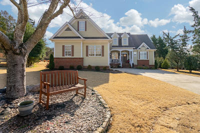 Chattanooga Single Family Home Contingent: 4112 Indigo Glen Ln