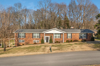 Chattanooga Single Family Home Contingent: 8111 Angie Dr