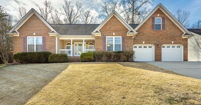 Soddy Daisy Single Family Home Contingent: 1322 Spitzy Ln