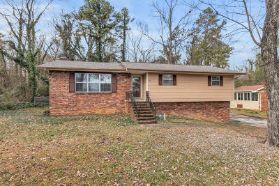 Single Family Home For Sale: 4111 Norcross Rd