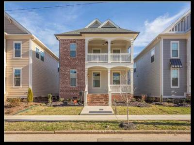 Chattanooga Single Family Home For Sale: 1710 Long St