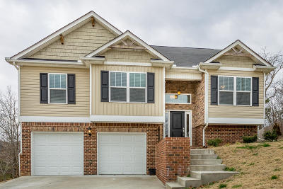 Ooltewah Single Family Home Contingent: 7660 Passport Dr #1133