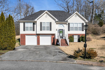 Ooltewah Single Family Home Contingent: 4954 Waverly Ct
