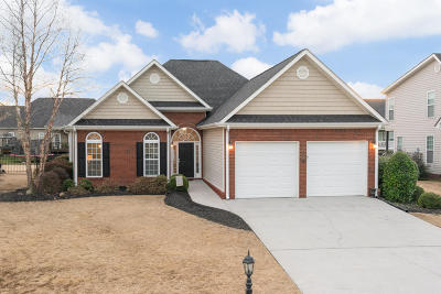 Ooltewah Single Family Home Contingent: 8428 Lexie Ln