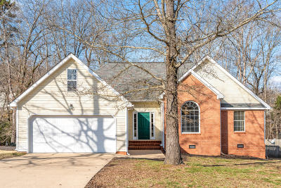 Ooltewah Single Family Home Contingent: 5899 Riley Rd