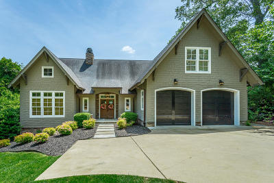 Ooltewah Single Family Home For Sale: 8012 Savannah Ln