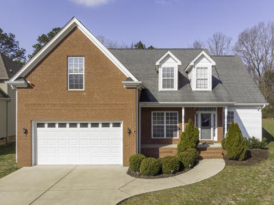 Chattanooga Single Family Home For Sale: 1849 Clear Brook Ct