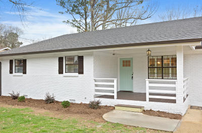 Chattanooga Single Family Home Contingent: 943 Runyan Dr