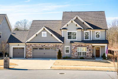 Ooltewah Single Family Home For Sale: 8245 River Birch Loop