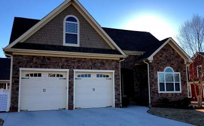 Ooltewah Single Family Home For Sale: 8515 Deer Run Cir