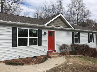 Ringgold Single Family Home Contingent: 27 Berry Cir