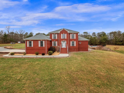 Signal Mountain Single Family Home For Sale: 6498 Critter Creek Ln