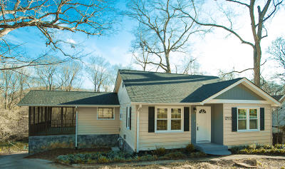 Hixson Single Family Home For Sale: 2702 Hamill Rd