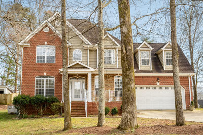 Hixson Single Family Home For Sale: 2700 Bryant Rd