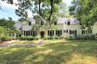 Lookout Mountain Single Family Home For Sale: 1333 Scenic Hwy