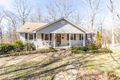 Soddy Daisy Single Family Home Contingent: 2103 Driftwood Rd