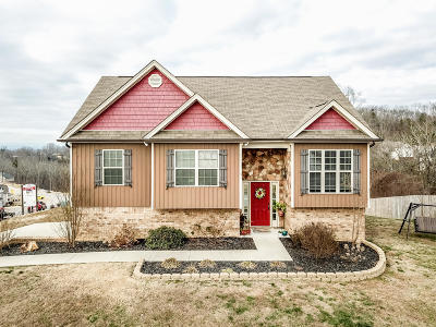 Ooltewah Single Family Home Contingent: 6470 Frankfurt Rd