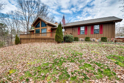 Soddy Daisy Single Family Home For Sale: 2507 Hunt Heights Dr