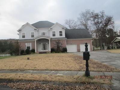 Ringgold Single Family Home For Sale: 395 Arbor Woods Cir