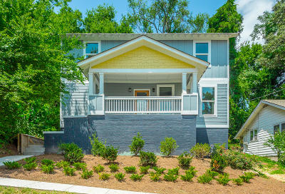 Chattanooga Single Family Home For Sale: 1227 Mississippi Ave