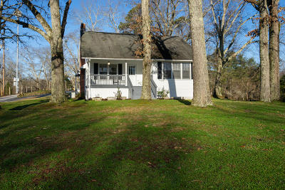 Hixson Single Family Home For Sale: 8537 Walnut Rd