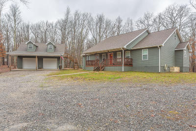 Sequatchie County Single Family Home Contingent: 23 Deer Haven Rd