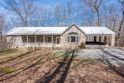 Sequatchie County Single Family Home Contingent: 242 Long Rd