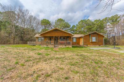 Dalton Single Family Home For Sale: 4318 SE Nance Springs Rd