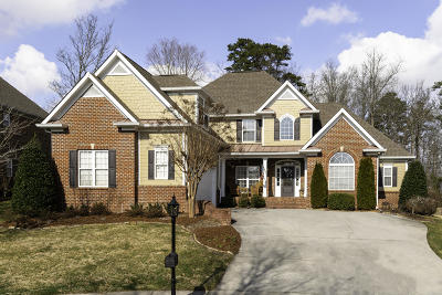 Ooltewah Single Family Home For Sale: 8899 Wandering Way