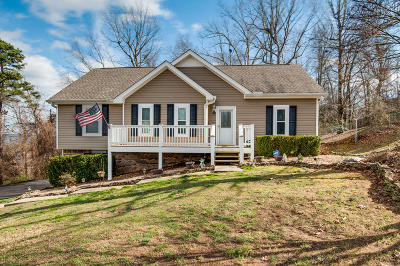 Ooltewah Single Family Home Contingent: 7016 Hunter Glen Dr