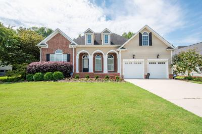 Ringgold Single Family Home For Sale: 40 Canyon Tr