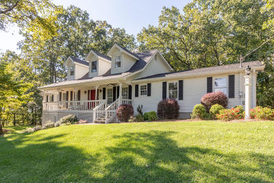 Ringgold Single Family Home Contingent: 57 Bernice Ln