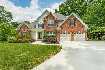 Soddy Daisy Single Family Home For Sale: 1219 Spitzy Ln