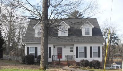 Ringgold Single Family Home For Sale: 1 Hickory Ridge Tr