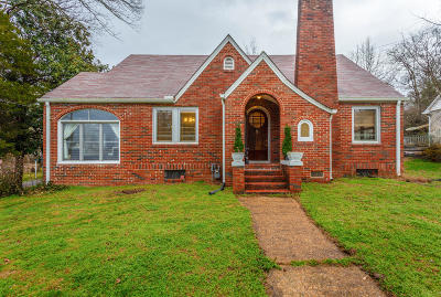 Chattanooga Single Family Home Contingent: 105 E Meadowbrook Dr