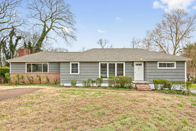 Chattanooga Single Family Home Contingent: 3948 Azalean Dr