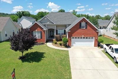 Ringgold Single Family Home For Sale: 27 Mill Stone Ln