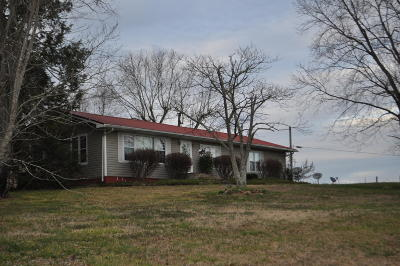 Bledsoe County Single Family Home Contingent: 12053 Old State Hwy 28