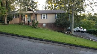 Hixson Single Family Home Contingent: 8207 Thornwood Dr
