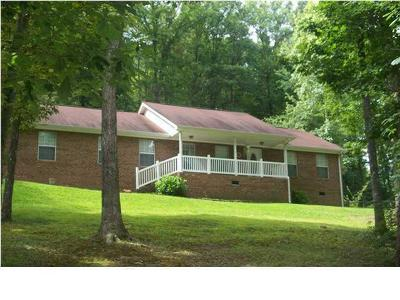 Signal Mountain Single Family Home For Sale: 1828 Lewis Mine Rd