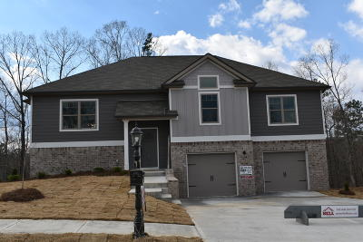 Hixson Single Family Home For Sale: 9375 Chirping Road Dr #Lot No.