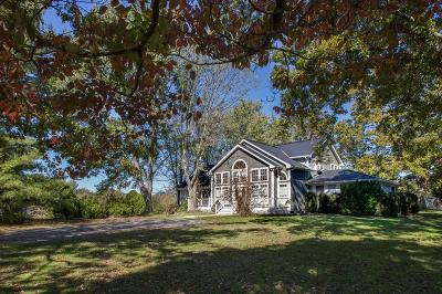 Rising Fawn Single Family Home For Sale: 551 Gray Rd