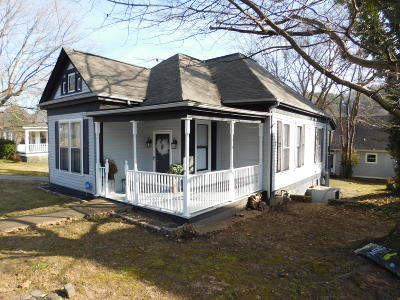 Chattanooga Single Family Home For Sale: 4518 St Elmo Ave