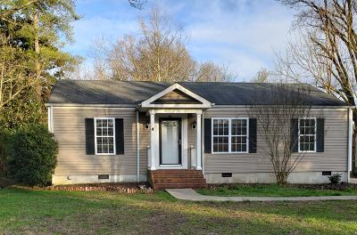 Chattanooga Single Family Home For Sale: 206 Central Dr